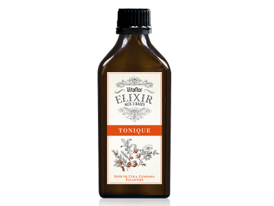 Illustration Elixir Tonique