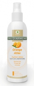 Eau d'Arménie - Spray assainissant d'air ambiant parfum orange atlas