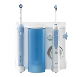 Illustration Combiné dentaire Oral-b Professional Care OxyJet + 1000