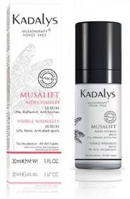 Illustration Musalift Sérum Bio rides visibles 30 ml