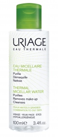 Illustration Eau micellaire thermale peau mixte à grasse - 100 ml