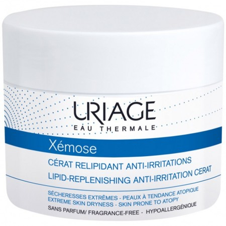 Illustration Xémose Cérat relipidant anti-irritations - 200 ml