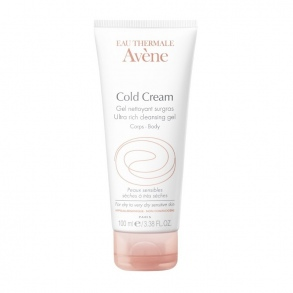 Illustration Cold Cream Gel nettoyant surgras - 100 ml