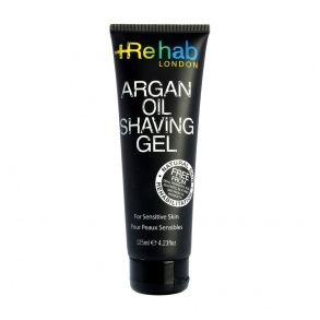 Rehab London - Argan Oil Shaving Gel - 125ml