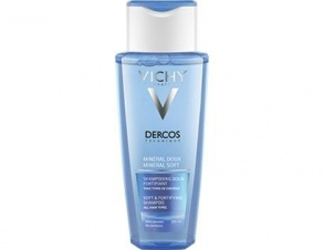 Illustration Dercos Shampooing minéral doux fortifiant - 200 ml