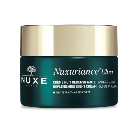 Illustration Nuxuriance Ultra Crème de nuit redensfiante anti-âge global - 50 ml