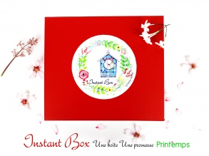 Illustration Instant Box Printemps 2016