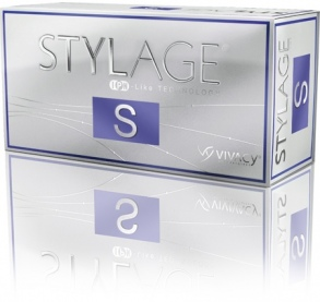 Vivacy - Stylage S Gel de comblement - 2 x 0,8 ml