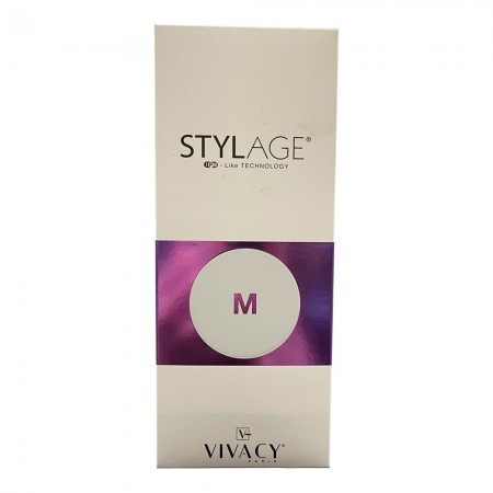Vivacy - Stylage M Gel de comblement - 2 x 1 ml