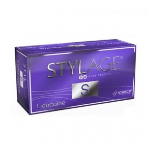 Vivacy - Stylage S Lidocaïne Gel de comblement - 2 x 0,8 ml