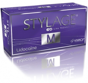 Vivacy - Stylage M Lidocaïne Gel de comblement - 2 x 1 ml