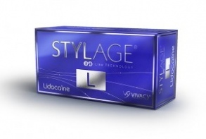Vivacy - Stylage L Lidocaïne Gel de comblement - 2 x 1 ml