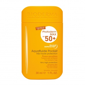 Illustration Photoderm Max SPF50+ Aquafluide pocket très haute protection - 30 ml