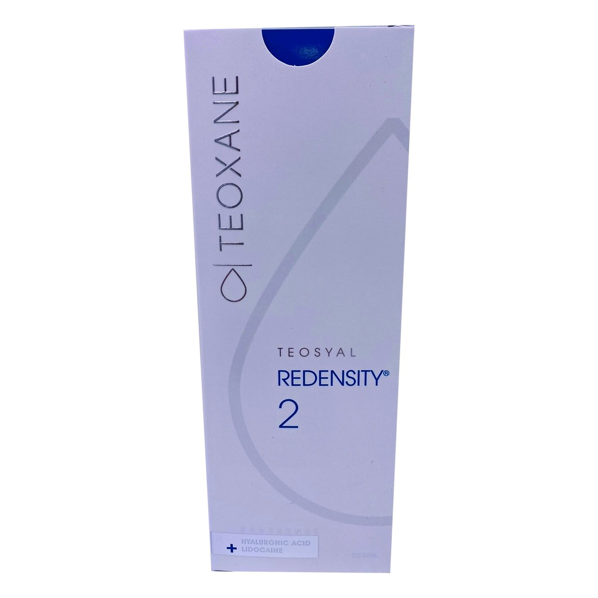 Teoxane Laboratoires - Teosyal Fill Redensity II lidocaïne - 2 x 1 ml
