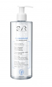 Illustration Physiopure Eau micellaire 400 ml