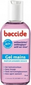 Illustration Baccide Gel mains parfum amande douce - 75 ml