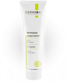 Dermina - Normalina Masque purifiant - 100 ml