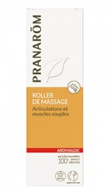 Illustration Aromalgic Roller articulations fatiguées - 75 ml