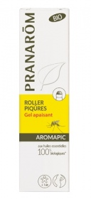 Illustration Aromapic Roller piqûre gel apaisant - 15 ml