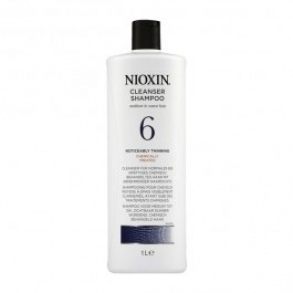 Nioxin - System 6 Cleanser - 1 litre