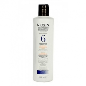 Nioxin - System 6 Cleanser - 300 ml