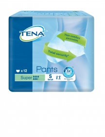 Tena - Pants Super Small - paquet de 12 protections