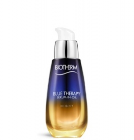 Illustration Blue Therapy Serum-in-oil nuit - 30 ml