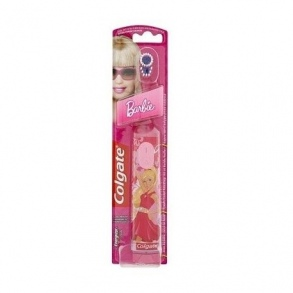Illustration Brosse à dents à piles Barbie