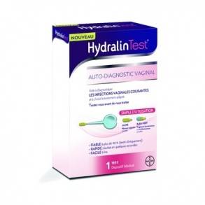 Hydralin - Test auto diagnostic infection vaginale