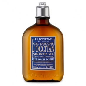 Illustration Gel douche et douche l'Occitan - 250 ml