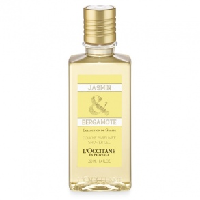 Illustration Douche parfumée Jasmin & Bergamote - 250 ml