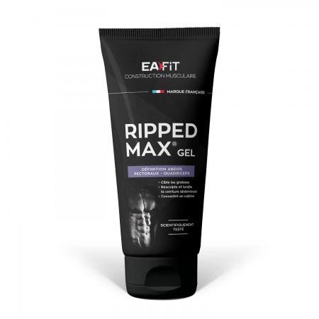 Eafit - Ripped Max Gel abdos - 200 ml