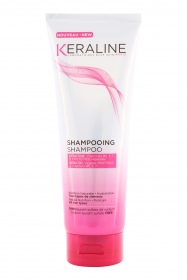 Keraline - Shampooing nutrition naturelle - 250 ml