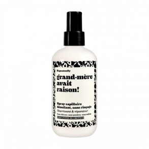 Illustration Lotion démêlante Grand-mère avait raison - 250 ml