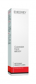 Illustration Cleanser Face&body; Nettoyant Visage et Corps