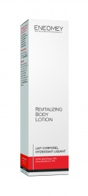 Illustration Revitalizing Body Lotion  Lait Corporel Hydratant Lissant