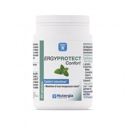 Illustration Ergyprotect Confort - 60 gélules