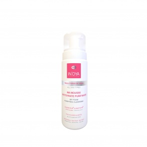 Illustration Mousse nettoyant purifiante - 150 ml