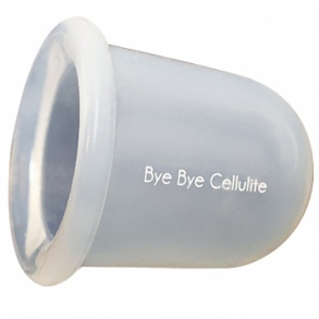 Illustration BYE BYE CELLULITE - CUP TRANSPARENTE