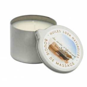 Illustration BOUGIE DE MASSAGE SPECULOOS