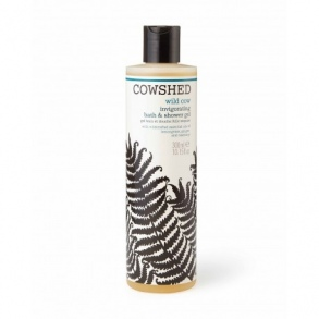 COWSHED - WILD GEL BAIN ET DOUCHE FOLIE EXQUISE 300ML