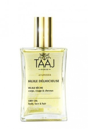 Illustration HUILE DELHICIEUSE 100ml