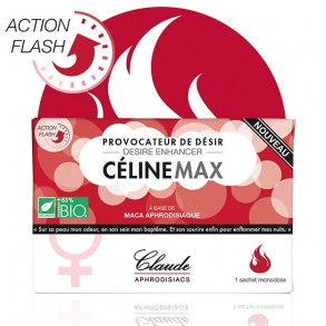 Illustration CélineMax Provocateur de désir - 1 sachet monodose