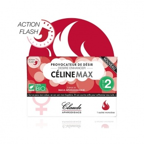 Illustration CélineMax Provocateur de désir -  lot de 2 sachets