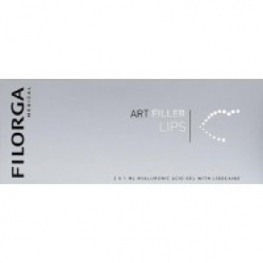 Illustration Art filler lips - 2 x 1 ml