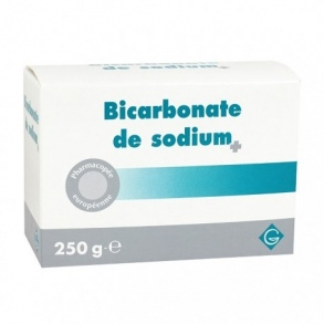 Illustration Bicarbonate de sodium - 250 g