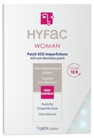 Hyfac - Patch SOS imperfections - 15 patchs