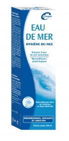 Illustration Spray nasal eau de mer - 100 ml