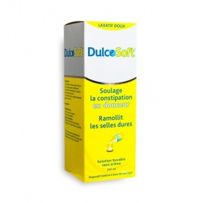 Illustration Dulcosoft solution buvable - 250 ml