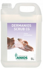 Illustration DERMANIOS SCRUB CG 5 litres